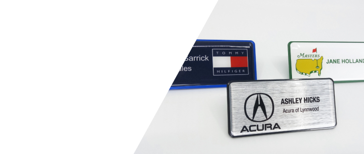 Custom Name Badges | www.namebadgesinternational.ca